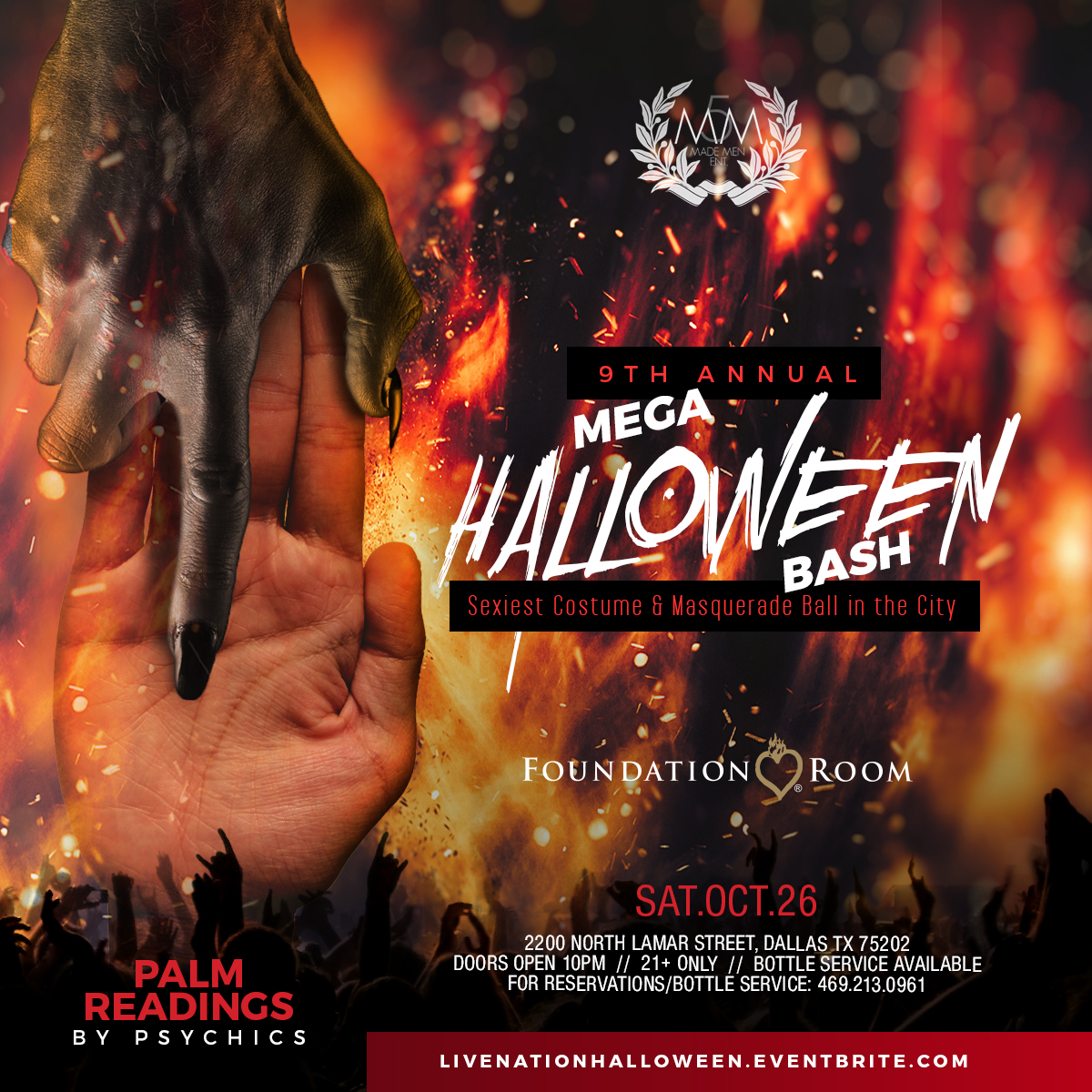 MegaHalloweenBash_Mademen